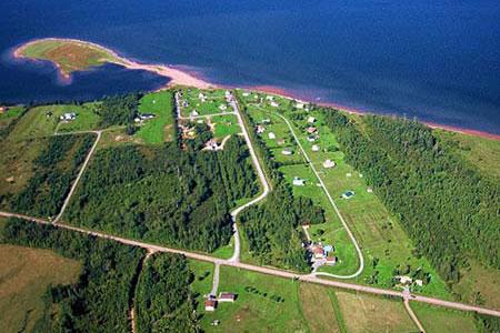 Luxury Oceanfront Cottages Malagash Nova Scotia